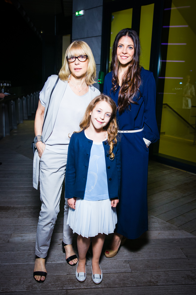Larisa Guzeeva provoked delight by posting a sweet photo with her daughter 12/26/2017 93